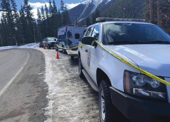 Mountain Rescue Avalanche Recovery Photo Credit -OEM