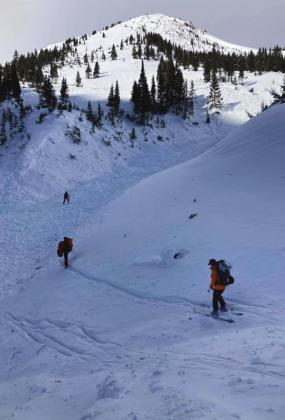 Avalanche Recovery Photo Credit - OEM