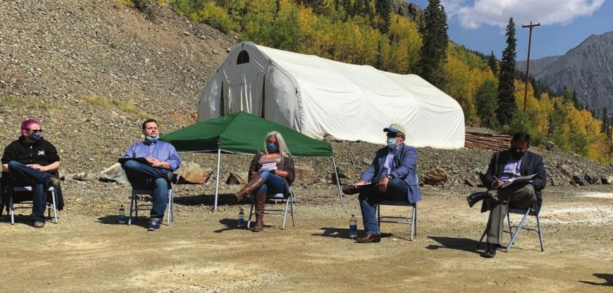 EPA Meets With Silverton Officials